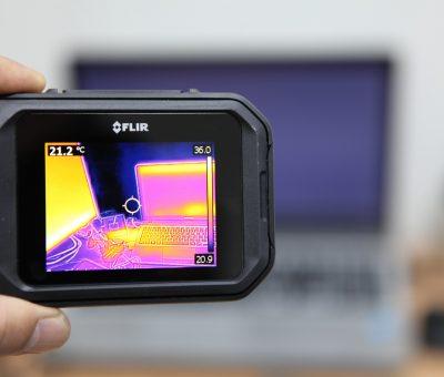 caméra pour l'inspection de canalisations